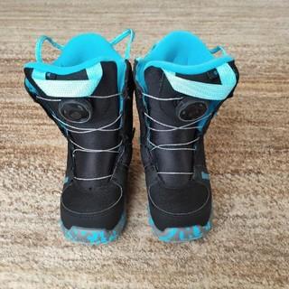バートン(BURTON)のバートン スノーボードブーツ YOUTH GROM BOA 18.5cm(ブーツ)