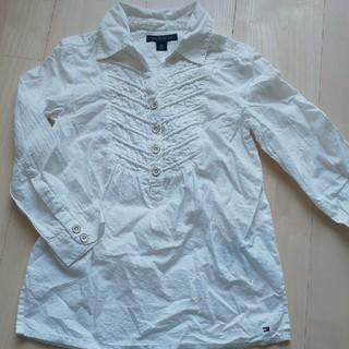 トミーヒルフィガー(TOMMY HILFIGER)のほぼ新品 トミーヒルフィガー シャツ 4~5(Tシャツ/カットソー)