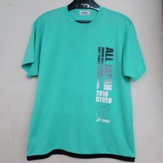 ヨネックス(YONEX)のYONEX テニス2019大会限定Tシャツ Mサイズ(ウェア)