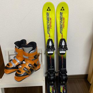 フィッシャー(Fisher)のFischer スキー板80㎝ 子供用(板)