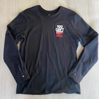サカイ(sacai)のsacai NIKE  ロングスリーブ ドッキングtシャツ(Tシャツ/カットソー(七分/長袖))