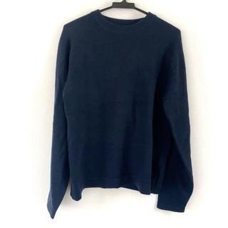 バーバリーブルーレーベル(BURBERRY BLUE LABEL)のバーバリーブルーレーベル 長袖セーター L(ニット/セーター)