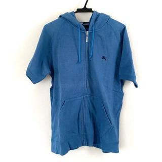 バーバリーブルーレーベル(BURBERRY BLUE LABEL)のバーバリーブルーレーベル パーカー L -(パーカー)