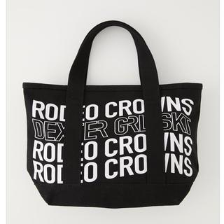 ロデオクラウンズワイドボウル(RODEO CROWNS WIDE BOWL)のSKB MINI TOTE トートバッグ RODEO CROWNS(トートバッグ)