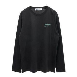 AFFIX STANDARDISED LOGO LONG SLEEVE (Tシャツ/カットソー(七分/長袖))