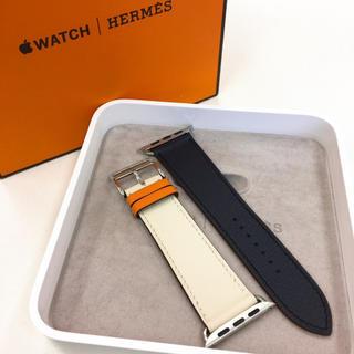 アップルウォッチ(Apple Watch)のエルメス バンド Apple Watch 42,44mm  アップルウォッチ(その他)