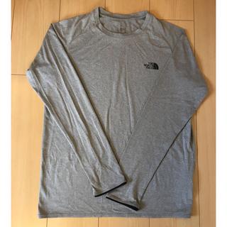 ザノースフェイス(THE NORTH FACE)のノースフェイス ロンティー(アンダーシャツ)(Tシャツ/カットソー(七分/長袖))