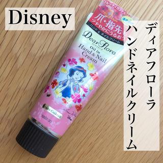 マンダム(Mandom)のマンダムディアフローラ ネイルクリーム60g Disney(ハンドクリーム)