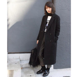 moussy - moussy ロングコート