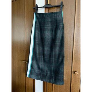 オープニングセレモニー(OPENING CEREMONY)のオープニングセレモニー タータンチェックタイトスカート(ひざ丈スカート)