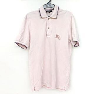 バーバリー(BURBERRY)のバーバリーロンドン 半袖ポロシャツ M(ポロシャツ)
