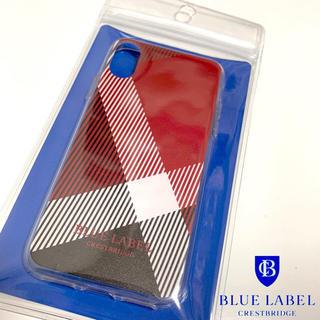 バーバリーブルーレーベル(BURBERRY BLUE LABEL)の BLUE LABEL ブルーレーベル iPhoneケース for X/XS(その他)