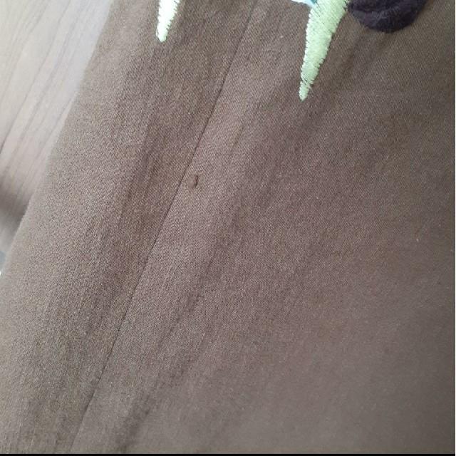 mina perhonen(ミナペルホネン)の【ゆあこ様専用】極美品ミナペルホネン sand rose ランドリー ワンピース レディースのワンピース(ひざ丈ワンピース)の商品写真