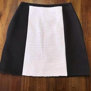 カルヴェン(CARVEN)のCARVENスカート(ひざ丈スカート)