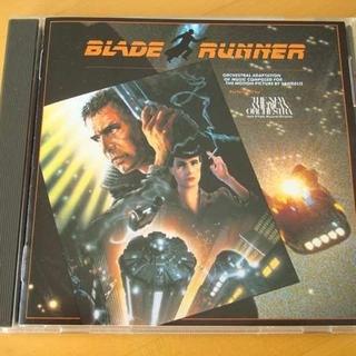 BLADE RUNNER ブレードランナー サウンドトラック 【国内盤CD】(映画音楽)