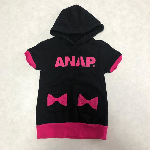ANAP Kids(アナップキッズ)のANAPKids 100cm ワンピース キッズ/ベビー/マタニティのキッズ服女の子用(90cm~)(ワンピース)の商品写真