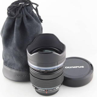 OLYMPUS - 極上美品 Olympus M.Zuiko Digital 7-14mm F2.8