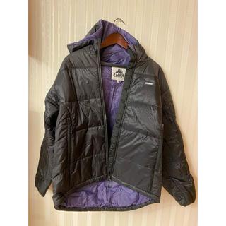 エクストララージ(XLARGE)のxlarge down jacket black M size(ダウンジャケット)