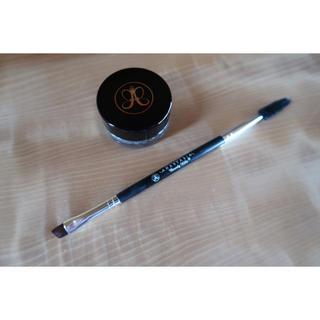 セフォラ(Sephora)のアナスタシア 眉墨 ディップブロウポマード チョコレート色(アイブロウペンシル)