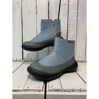 リゲッタカヌー(Regetta Canoe)の【消費税還元 / 送料無料】リゲッタカヌー CJFG1129 Lサイズ SAX(ブーツ)