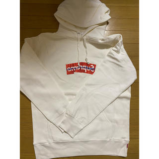 シュプリーム(Supreme)のSupreme Cdg Box Logo Hooded Sweatshirt  (パーカー)