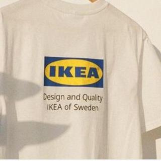 イケア(IKEA)の【美品】S/M IKEA エフテルトレーダ Tシャツ(Tシャツ(半袖/袖なし))