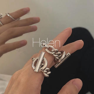 DEUXIEME CLASSE - oval chain ring