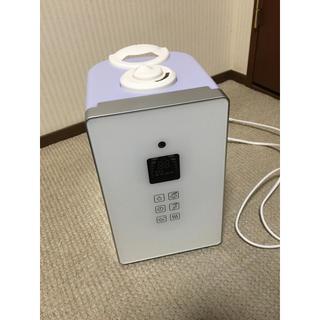 コイズミ(KOIZUMI)のコイズミ ハイブリッド式加湿器 ホワイト(加湿器/除湿機)