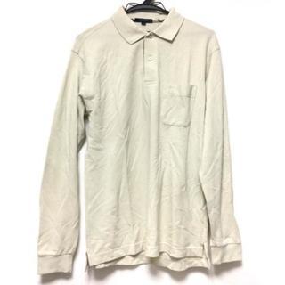 バーバリー(BURBERRY)のバーバリーロンドン 長袖ポロシャツ M -(ポロシャツ)