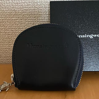 マンシングウェア(Munsingwear)のMunsingwearマンシングウェア小銭入れ【新品・未使用】(コインケース/小銭入れ)