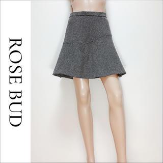 ローズバッド(ROSE BUD)の【ROSE BUD】フレア スカート*ダズリン JILLSTUART ZARA(ミニスカート)