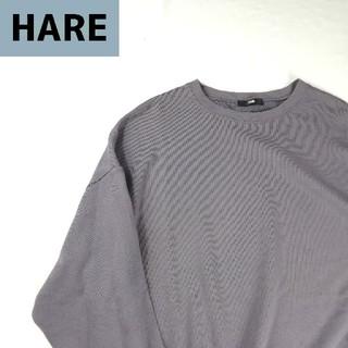 ハレ(HARE)のHARE  ハレ  ビッグサイズ  プルオーバー  スウェット(スウェット)