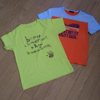 コムサイズム(COMME CA ISM)のモンベル&コムサイズムTシャツ150(Tシャツ/カットソー)