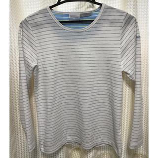 コロンビア(Columbia)のコロンビア Columbia レディース Tシャツ ロンT Sサイズ(登山用品)