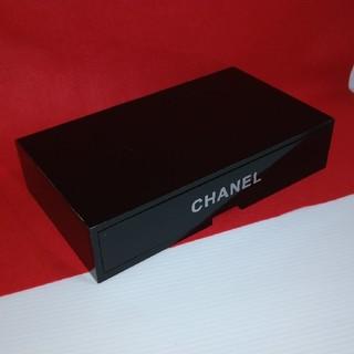 CHANEL - CHANEL シャネル ノベルティ 小物入れボックス