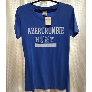 アバクロンビーアンドフィッチ(Abercrombie&Fitch)の☆新品☆アバクロ A&F レディース Tシャツ Mサイズ(Tシャツ(半袖/袖なし))