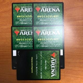 マジックザギャザリング(マジック:ザ・ギャザリング)のMTG☆ARENA アリーナ ゼンディカーの夜明け プロモパック封入カード(その他)