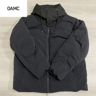 Jil Sander - 正規 OAMC Sherman Down Jacket Black 067