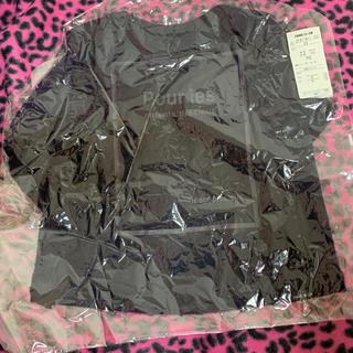 コムサイズム(COMME CA ISM)のコムサ 新品 70   ブラック(Tシャツ)