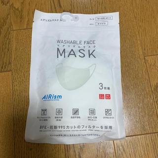 ユニクロ(UNIQLO)のユニクロ エアリズムマスク 新品(その他)