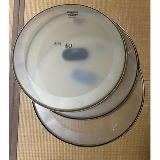 バスドラ ヘッド 22インチ 3枚(バスドラム)