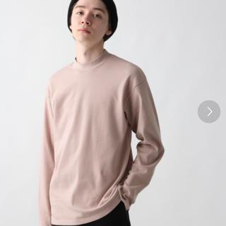 ハレ(HARE)のHARE モックネックカットソー(Tシャツ/カットソー(七分/長袖))