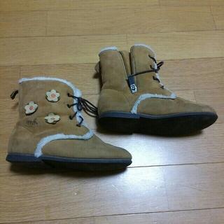 ミキハウス(mikihouse)のミキハウス ブーツ 19.0(ブーツ)