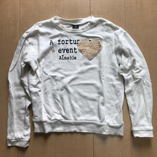 トレーナー☆150(Tシャツ/カットソー)