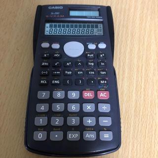 カシオ(CASIO)の関数電卓 CASIO(OA機器)