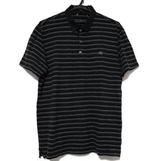 バーバリー(BURBERRY)のバーバリーロンドン 半袖ポロシャツ LL(ポロシャツ)