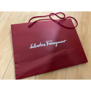 フェラガモ(Ferragamo)の未使用♫フェラガモショップ袋♫(ショップ袋)