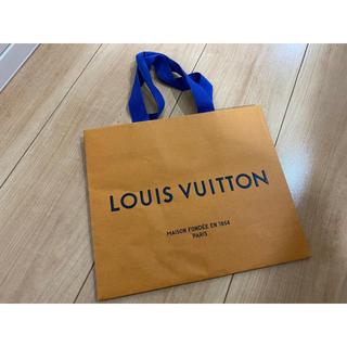 ルイヴィトン(LOUIS VUITTON)の未使用♫ルイヴィトンショップ袋♫(ショップ袋)
