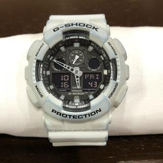 ジーショック(G-SHOCK)の【送料無料】CASIO G-SHOCK 腕時計◎ GA-100L Gショック(腕時計(デジタル))
