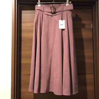 GRL - GRL コルセットデザインフレアスカート